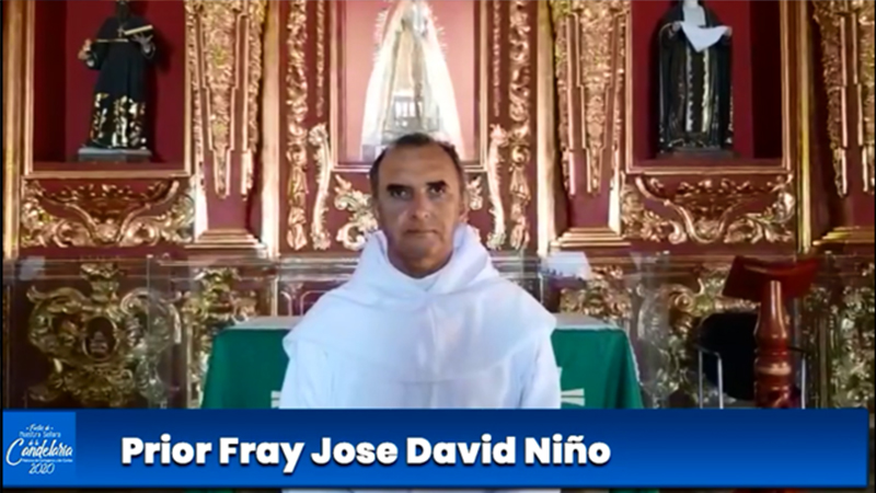 Fray Jose David Niño